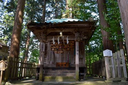 熊野大社・菅原神社