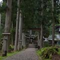 写真: 早池峰神社 大迫・三の鳥居