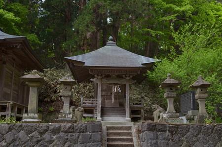 配志和神社・日吉神社