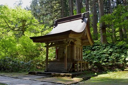 出羽神社・豊玉姫神社
