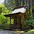 写真: 出羽神社・豊玉姫神社