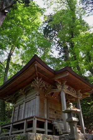 出羽神社・尾崎神社