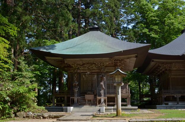 写真: 出羽神社・厳島神社