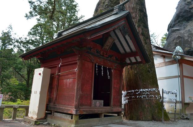 写真: 榛名神社・杵築社