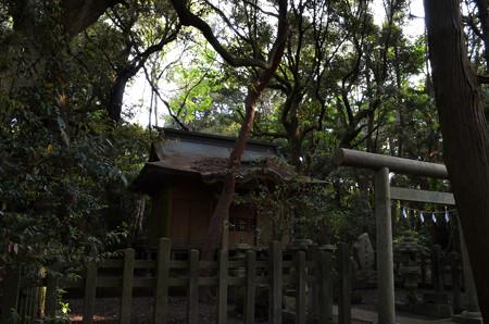 大洗磯前神社・茶釜稲荷神社