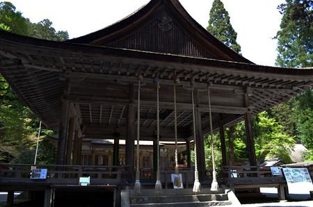 日吉大社 西本宮・西本宮拝殿