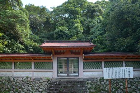 大尾神社-護皇神社2