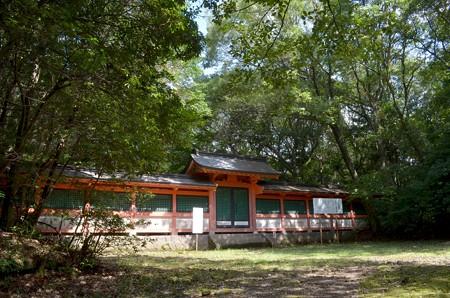 大尾神社-社殿1