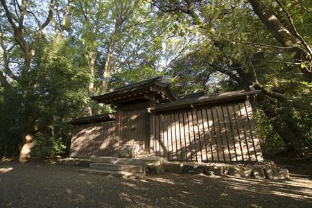 日割御子神社1