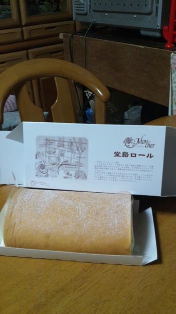 堂島ロール\(^o^) /