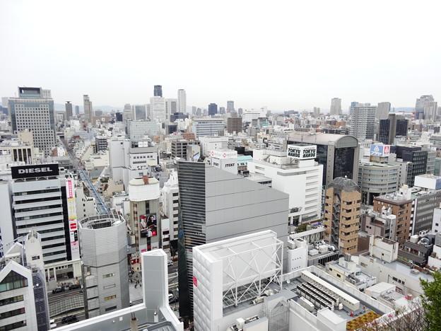 大丸心斎橋店北館 屋上庭園 #01