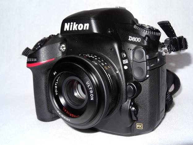 写真: ウルトロン40mmF2 #05