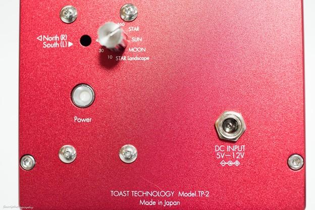 モバイル赤道儀 TOAST TP-2 #08