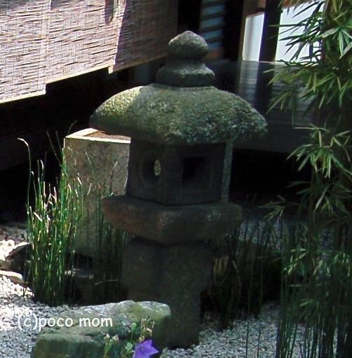 瑞峯院 キリシタン灯籠