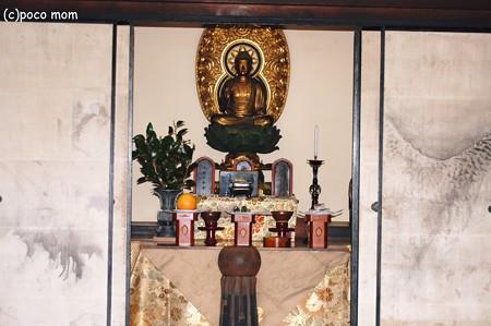 龍源院本尊 釈迦如来坐像2012年08月13日_DSC_0210