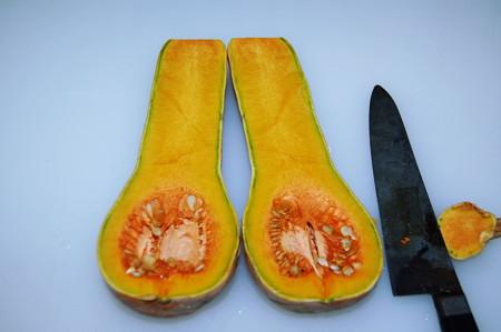 バターナッツ南瓜2012年11月13日_DSC_0522
