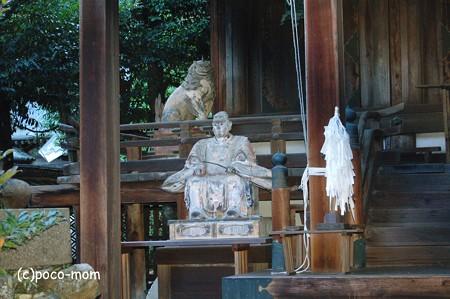 滋賀 三尾神社随神2012年11月25日_DSC_0208
