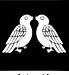 向かい鳩 対い鳩 001