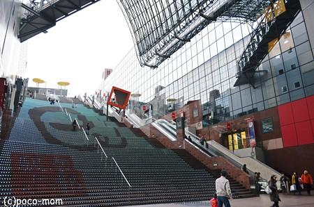 京都駅大階段2013年01月14日_DSC_0601