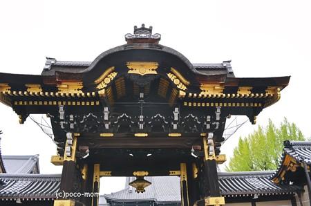西本願寺御影堂門2013年04月29日_DSC_0469