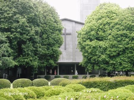 国際基督教大学礼拝堂2013年06月01日_P6010533