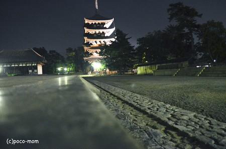興福寺五重塔2013年08月16日_DSC_0329