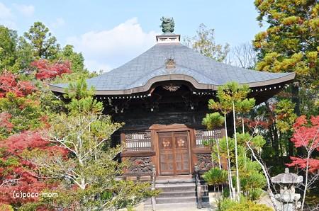 清涼寺弁天堂