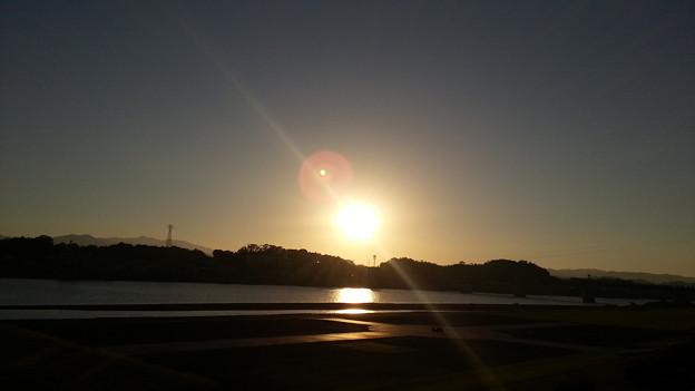Sunset2012.11.20その4