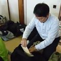 写真: 平成25年新春の禊 青島神社 裸まいり5