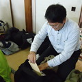 平成25年新春の禊 青島神社 裸まいり5