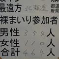 写真: 平成25年新春の禊 青島神社 裸まいり18