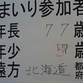 写真: 平成25年新春の禊 青島神社 裸まいり19