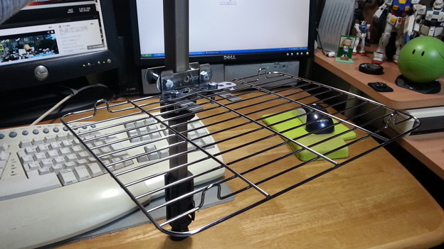 Photos: UST用のキーボード・フォルダーを作りました2