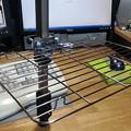 写真: UST用のキーボード・フォルダーを作りました2