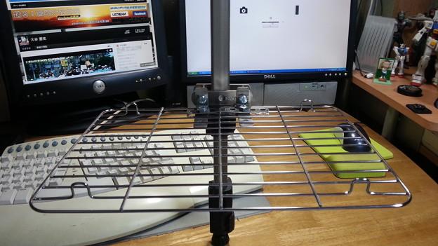 UST用のキーボード・フォルダーを作りました4