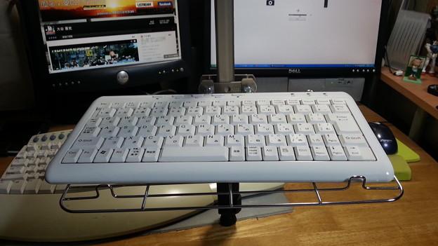 UST用のキーボード・フォルダーを作りました5