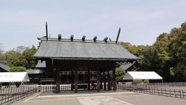 新年度の宮崎神宮1