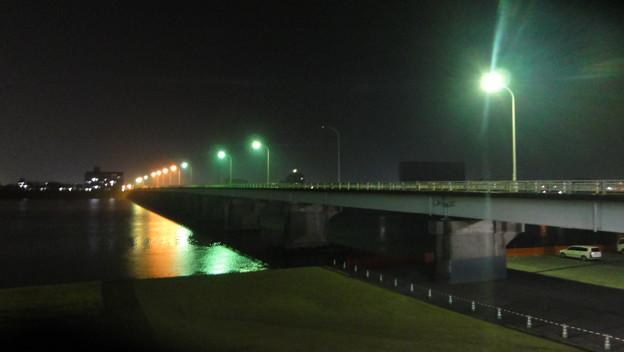 2013年10月31日、小戸之橋、閉鎖8