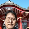 地元、大塚神社へ初詣3