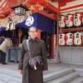 宮崎八幡宮へ初詣2