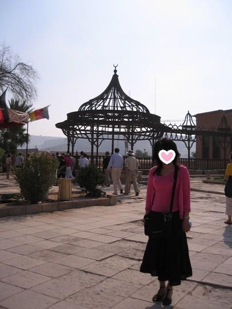 エジプト カイロ モハメド・アリモスク