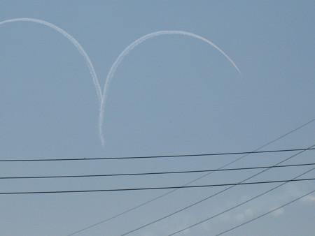 2013年百里基地航空祭に向けてのブルーインパルスの練習の巻