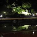 写真: 福満虚空藏尊圓藏寺 夜景