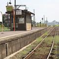 三妻駅 ホーム