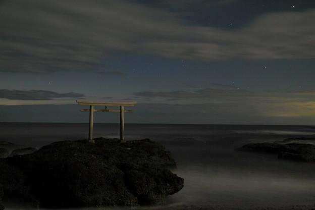 静かなる海