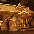 Photos: 温泉神社 社殿