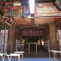 蛟もう神社 奥の宮拝殿
