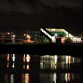 夜の南鳥海駅