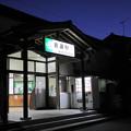 水戸線 岩瀬駅