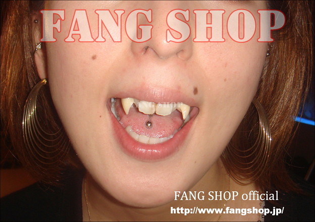 FANG SHOP 付け牙 N-0087